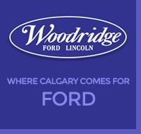 Woodridge Ford Lincoln Ltd Logo